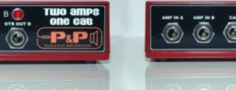 Two Amps One Cab (TAOC) lo nuevo de Plug&Play Amplification