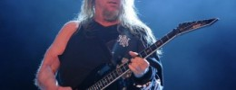 Ha fallecido Jeff Hanneman, guitarrista de Slayer