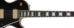 20th Anniversary 1957 Les Paul Custom Black Beauty