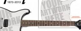 Epiphone pone en marcha un concurso en el que puedes diseñar y ganar una guitarra Coronet