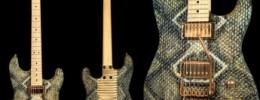 McMahon Guitars, ¿guitarras o esculturas?