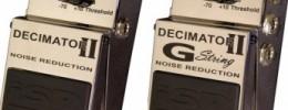 ISP lanza los nuevos Decimator II y Decimator G String II