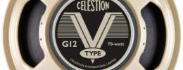 Nuevos altavoces Celestion  V-Type