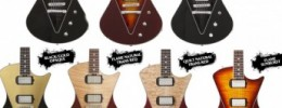 Disponible el nuevo modelo Armada de Ernie Ball Music Man
