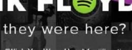Toda la discografía de Pink Floyd en Spotify