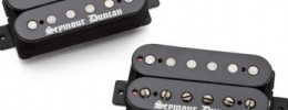Ya disponibles en todo el mundo las Seymour Duncan Black Winter