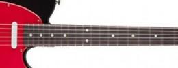 Fender presenta la telecaster de Wilko J. en exclusiva para Europa
