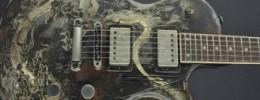 Las guitarras de acero de James Trussart