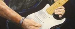 Guitarras de la historia I: la stratocaster de Eric Clapton