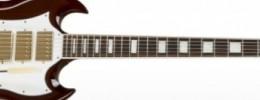 Nueva Gibson Captain Kirk Douglas SG Signature