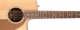 """Nuevas incorporaciones a las """"California Series"""" y """"Artist Design"""" de Fender"""