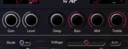 SoftDrive GV, plugin gratuito que recrea el pedal Guv'nor