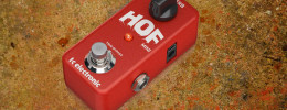 TC Electronic presenta Hall of Fame Mini Reverb