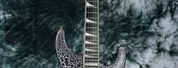 Las guitarras de Phil Collen en la grabación de Viva! Hysteria