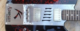 Kompozit Guitars: guitarras de fibra de poliéster