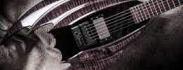 "Ran Guitars Custom Shop: Palle Kestelood ""Batman"""