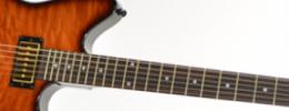 Moniker Guitars añade el modelo Zuma a su gama de guitarras personalizables