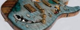 Fender KoiCaster III: obra de arte se mire por donde se mire