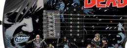 """Peavey amplía su licencia de guitarras basadas en la serie """"The Walking Dead"""""""