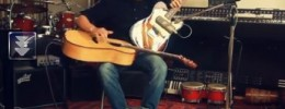 Pierre Pihl Grönlund: tocando tres instrumentos a la vez