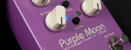 Dual Injection y Purple Moon, dos nuevos pedales de Carl Martin