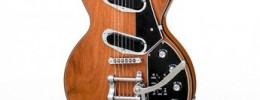 Reedición de la Gibson Les Paul Recording