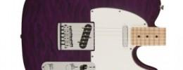 Fender Custom Shop anuncia nuevos modelos