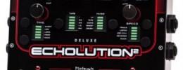 Pigtronix Echolution 2 y Echolution 2 Deluxe
