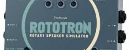Pigtronix anuncia el Rototron, un simulador de Leslie