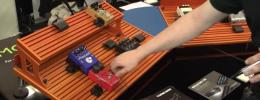Modular Track y Floating Guitar de Aclam Guitars