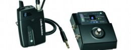 Audio-Technica System 10 Wireless Stompbox