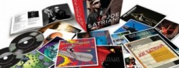 "Joe Satriani ""The Complete Studio Recordings"" Box Set"