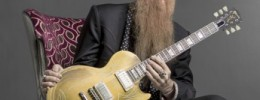 Gibson presenta la Billy F Gibbons Goldtop