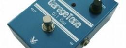 Nuevos pedales Visual Sound GarageTone