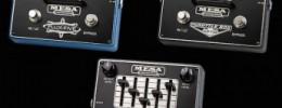 Nuevos pedales Mesa Boogie