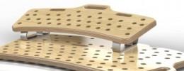 Holeyboard, la pedalboard sostenible
