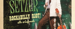 "Brian Setzer presenta ""Rockabilly Riot: All Original"""