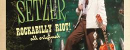 """Brian Setzer presenta """"Rockabilly Riot: All Original"""""""