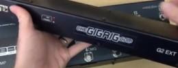 G2 Extension Kit para TheGigRig: mantén tu looper alejado de la pedalboard
