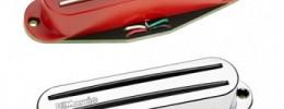 DiMarzio anuncia la Satch Track Signature para mástil