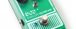 Digitech anuncia la disponibilidad del DOD Envelope Filter 440