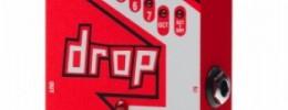 """""""The Drop"""" de Digitech: cambia la afinación de la guitarra hasta una octava"""