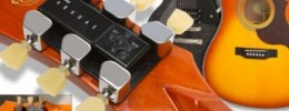 Epiphone presenta dos guitarras con Min-ETune de serie: Les Paul Classic-T y FT-350SCE