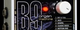 Electro Harmonix desvela su B9 Organ Machine