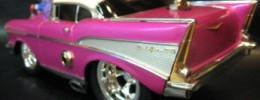 Pedales curiosos: EJC Custom Pedals and Guitarworks, pedales de coches en miniatura