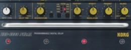 Korg relanza el SDD-3000 digital delay en formato pedal programable
