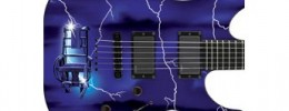 "LTD Jeff Hanneman tribute y LTD ""Ride the Lightning"""