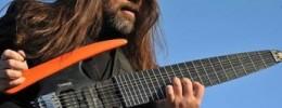 Taras Guitars VP-1 con bending de rango completo ¿un concepto innovador?