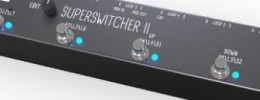 SuperSwitcher 2: looper modular de E.C Pedals