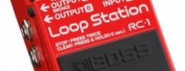 Nuevo Boss RC-1 Loop Station